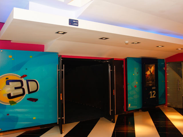 Cine Cineplanet (Costanera Center) Fotos del Lugar