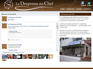 La despensa del chef art culos para cocina y reposter a for Articulos de chef