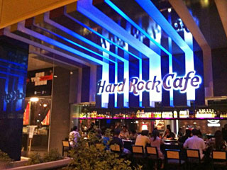 Hard Rock Cafe Santo Domingo Blue Mall Telefono