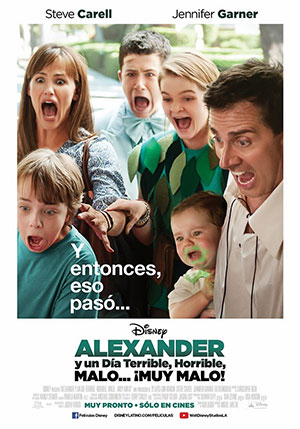 Alexander y un D�a Terrible, Horrible, Malo... �Muy Malo!