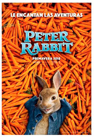 Las traversuras de Peter Rabbit